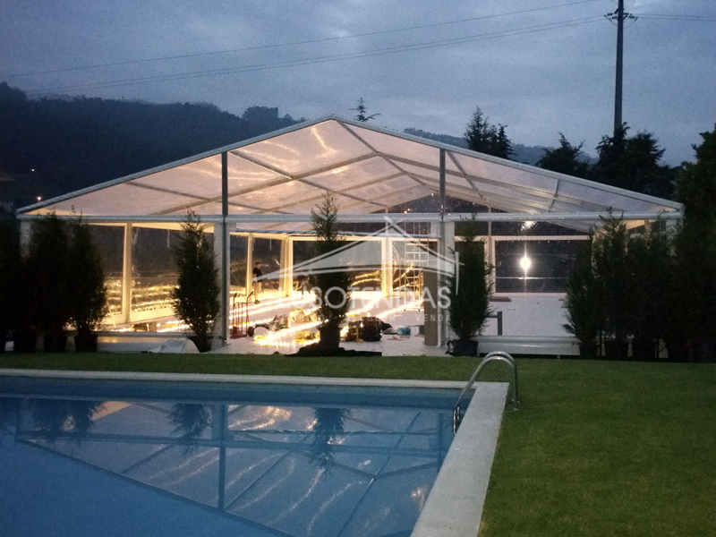 Tenda 2 Águas Transparente034