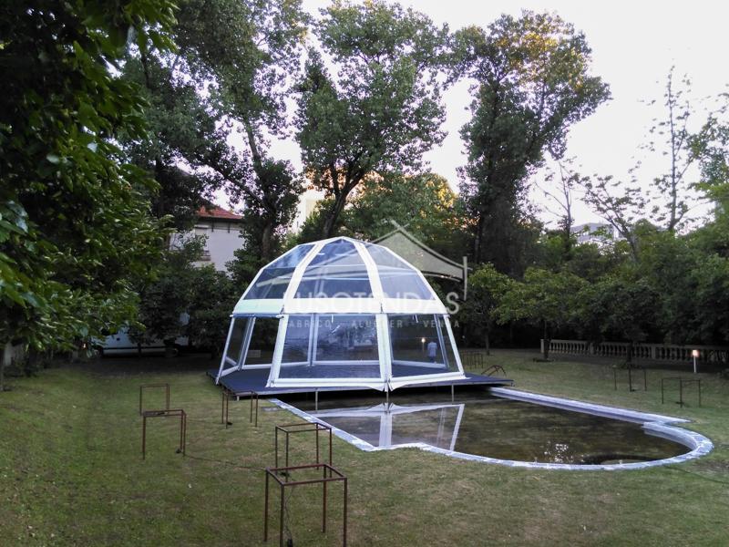 Tenda IGLO Transparente003