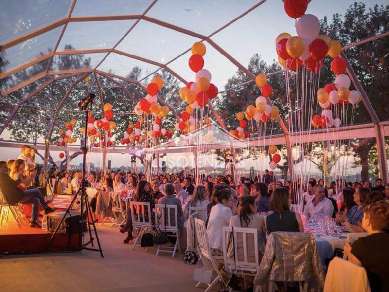 Tenda IGLO Transparente022